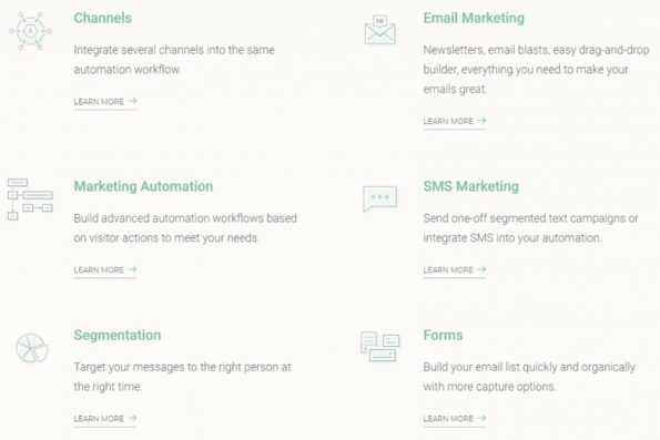 4 Best Marketing Automation Tools