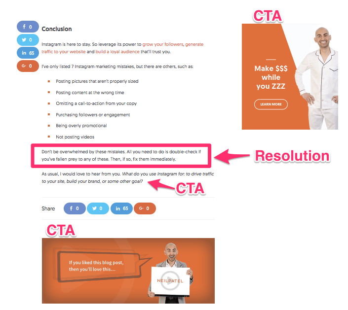 blog post example 2 for neuromarketing