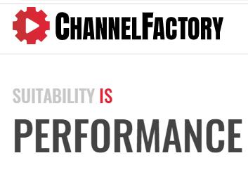 channel factory youtube measurement program