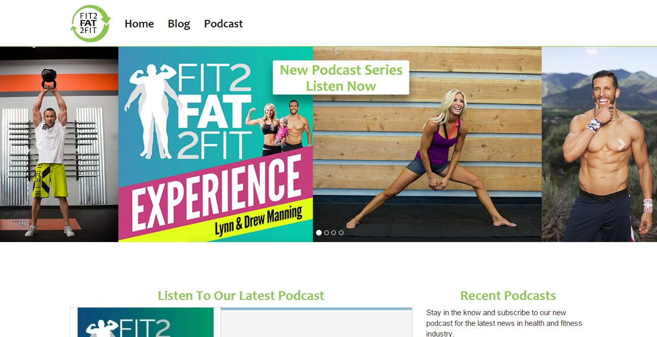 neuroscience sales tips - building credibility, Fit2Fat2Fit example